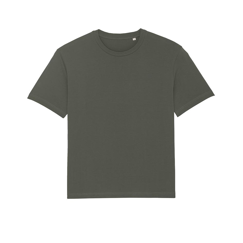 Koszulki T-Shirt - T-shirt unisex Fuser - STTU759 - Khaki - RAVEN - koszulki reklamowe z nadrukiem, odzież reklamowa i gastronomiczna