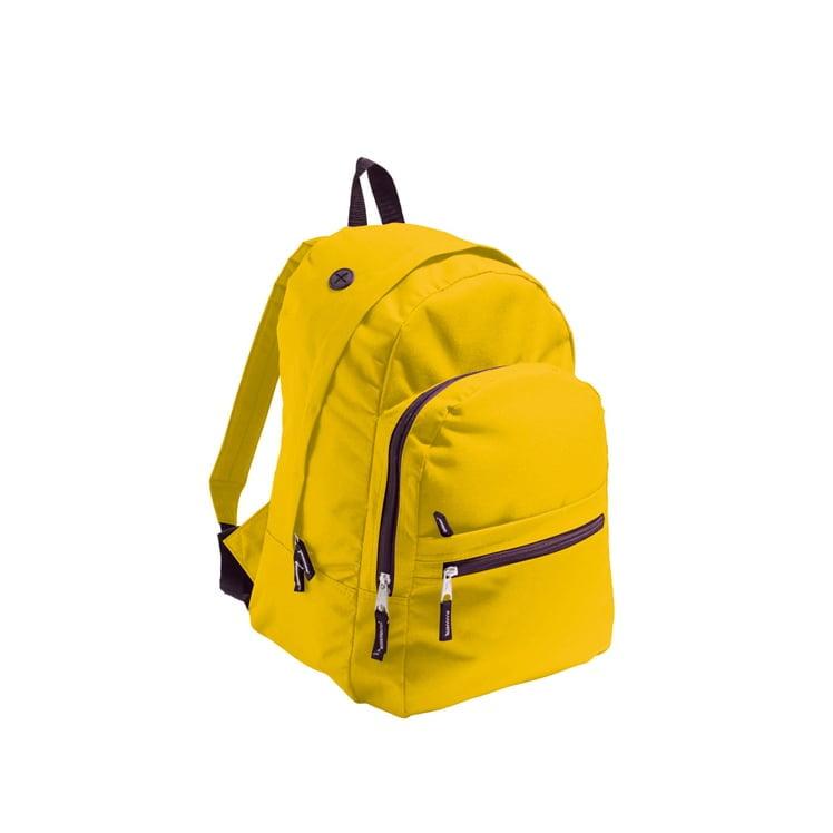 Torby i plecaki - Backpack Express - 70200 - Gold - RAVEN - koszulki reklamowe z nadrukiem, odzież reklamowa i gastronomiczna