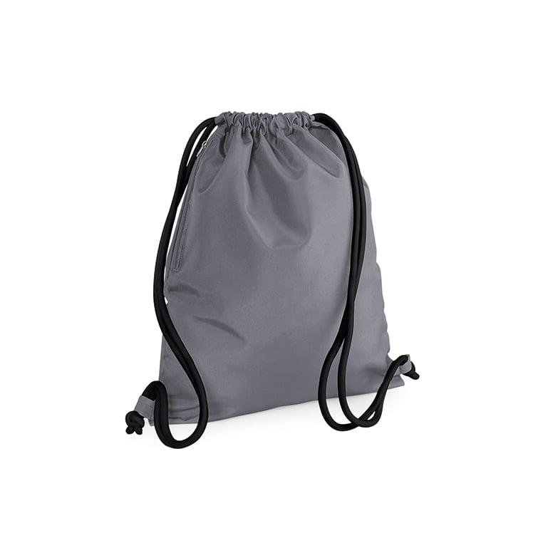 Torby i plecaki - Icon Gymsac - BG110 - Graphite Grey - RAVEN - koszulki reklamowe z nadrukiem, odzież reklamowa i gastronomiczna