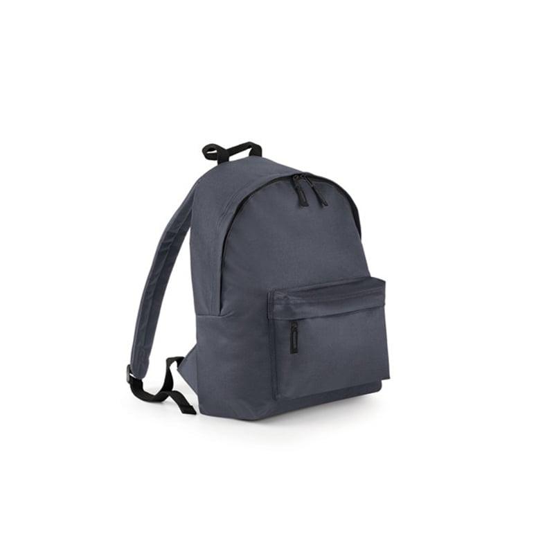 Torby i plecaki - Original Fashion Backpack - BG125 - Graphite Grey - RAVEN - koszulki reklamowe z nadrukiem, odzież reklamowa i gastronomiczna