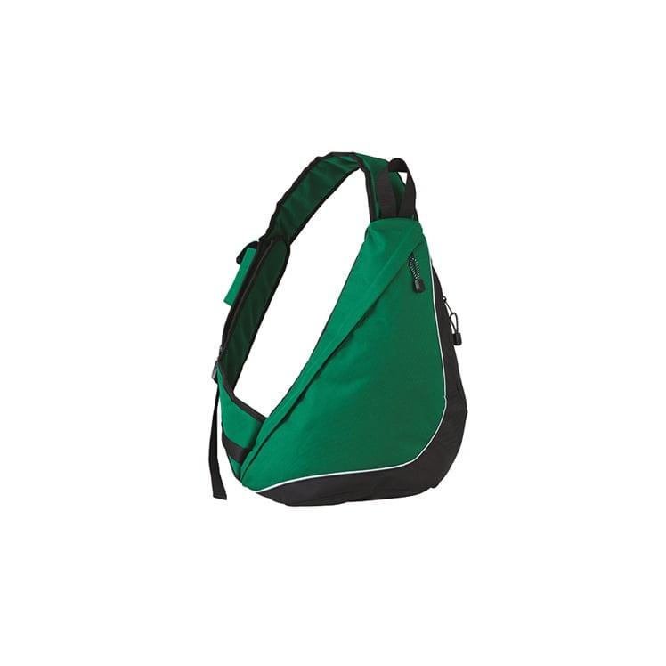 Torby i plecaki - Plecak Slingpack - 1803314 - Green - RAVEN - koszulki reklamowe z nadrukiem, odzież reklamowa i gastronomiczna
