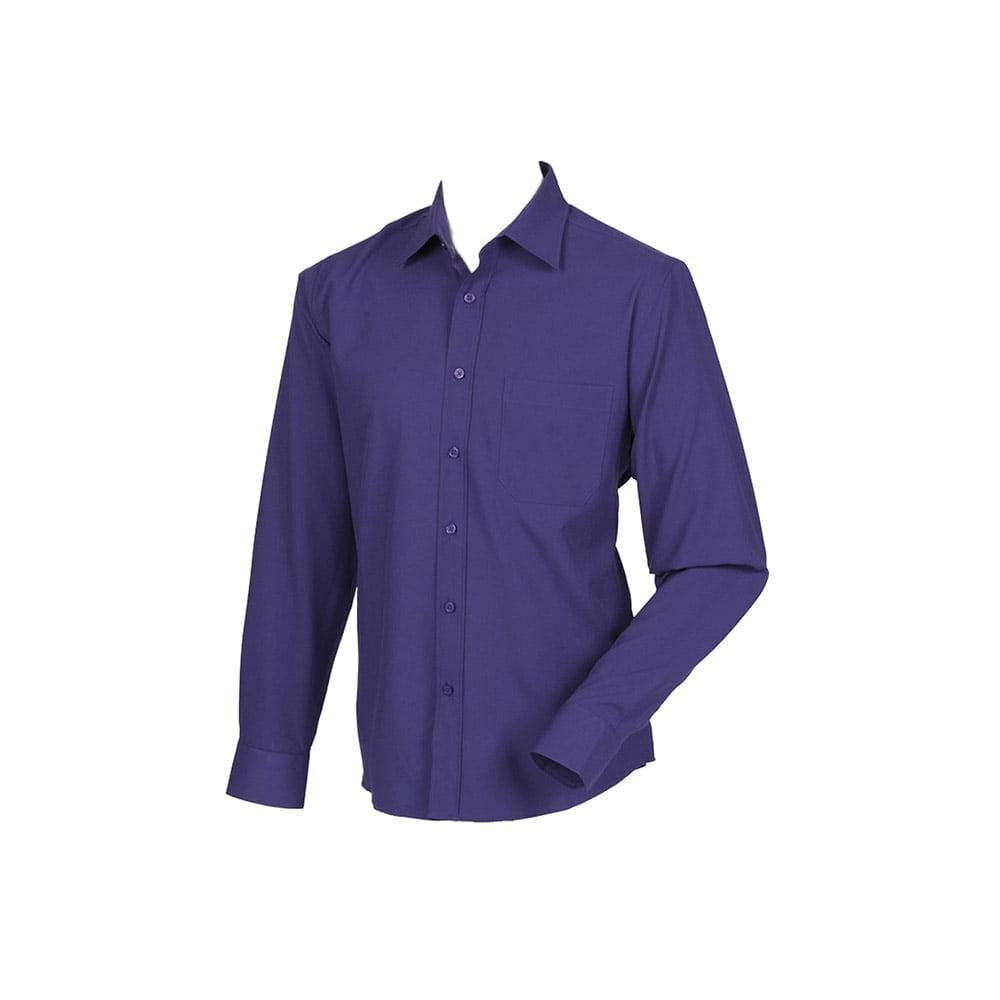 Męska poliestrowa koszula Wicking