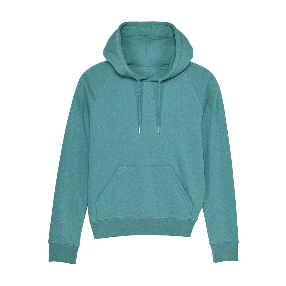 Bluzy - Damska Bluza Stella Trigger - STSW148 - Heather Eucalyptus - RAVEN - koszulki reklamowe z nadrukiem, odzież reklamowa i gastronomiczna