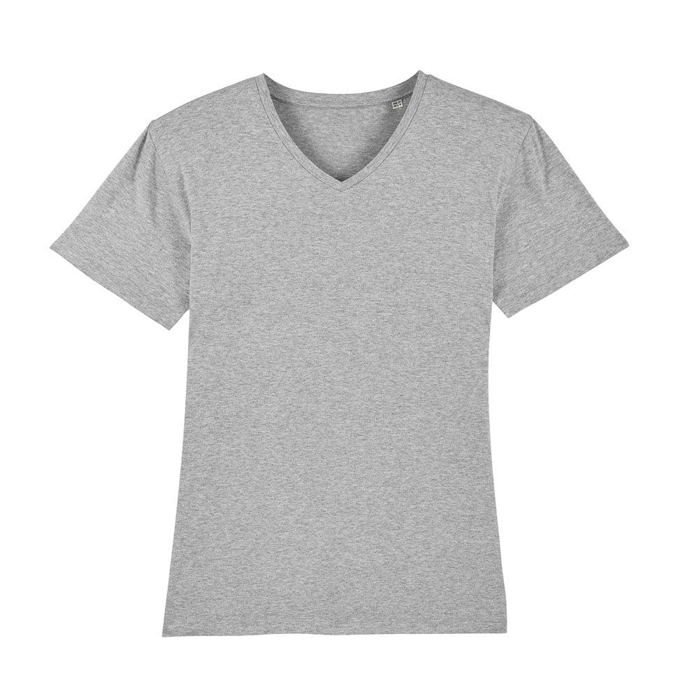 Koszulki T-Shirt - Męski T-shirt Stanley Presenter - STTM562 - Heather Grey - RAVEN - koszulki reklamowe z nadrukiem, odzież reklamowa i gastronomiczna