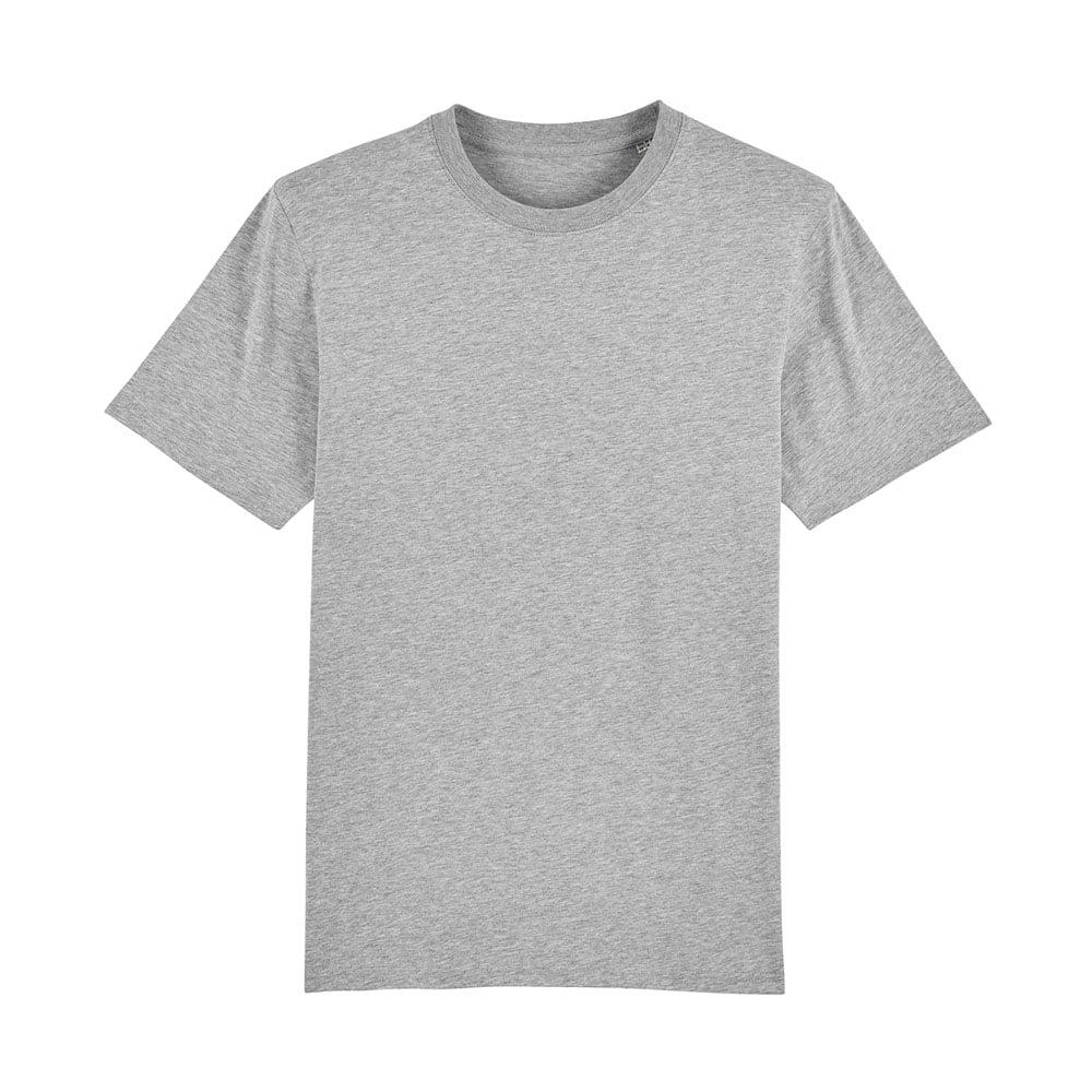 Koszulki T-Shirt - Męski T-shirt Stanley Sparker - STTM559 - Heather Grey - RAVEN - koszulki reklamowe z nadrukiem, odzież reklamowa i gastronomiczna