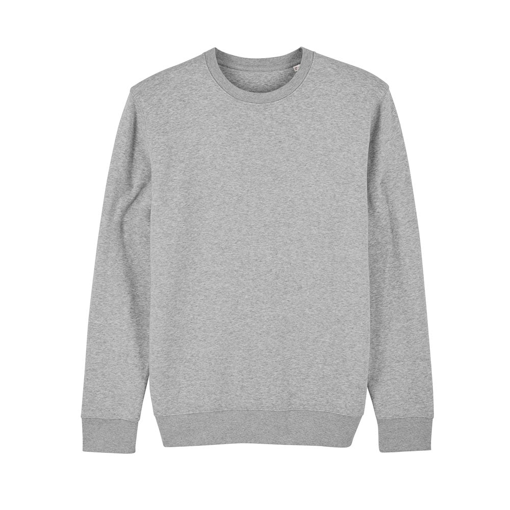 Bluzy - Bluza Unisex Changer - STSU823 - Heather Grey - RAVEN - koszulki reklamowe z nadrukiem, odzież reklamowa i gastronomiczna