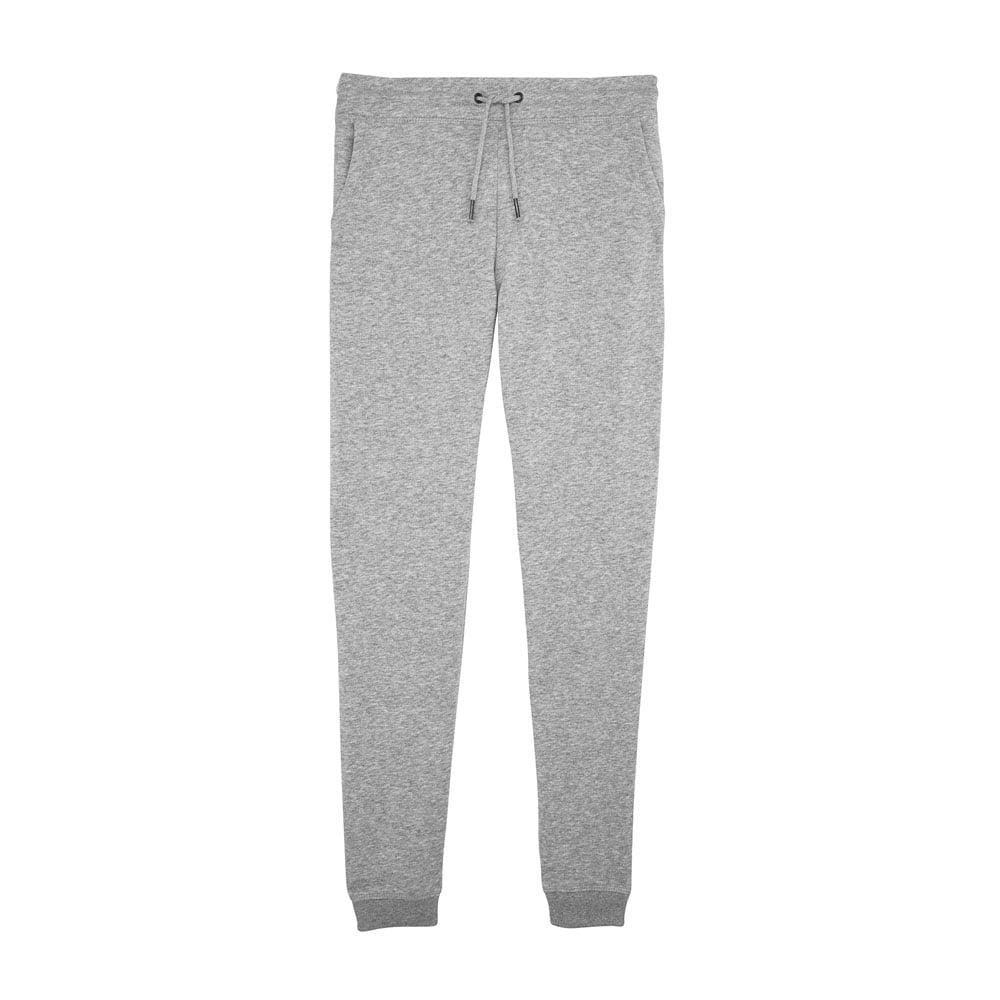 Spodnie - Damskie Spodnie Stella Traces - STBW129 - Heather Grey - RAVEN - koszulki reklamowe z nadrukiem, odzież reklamowa i gastronomiczna