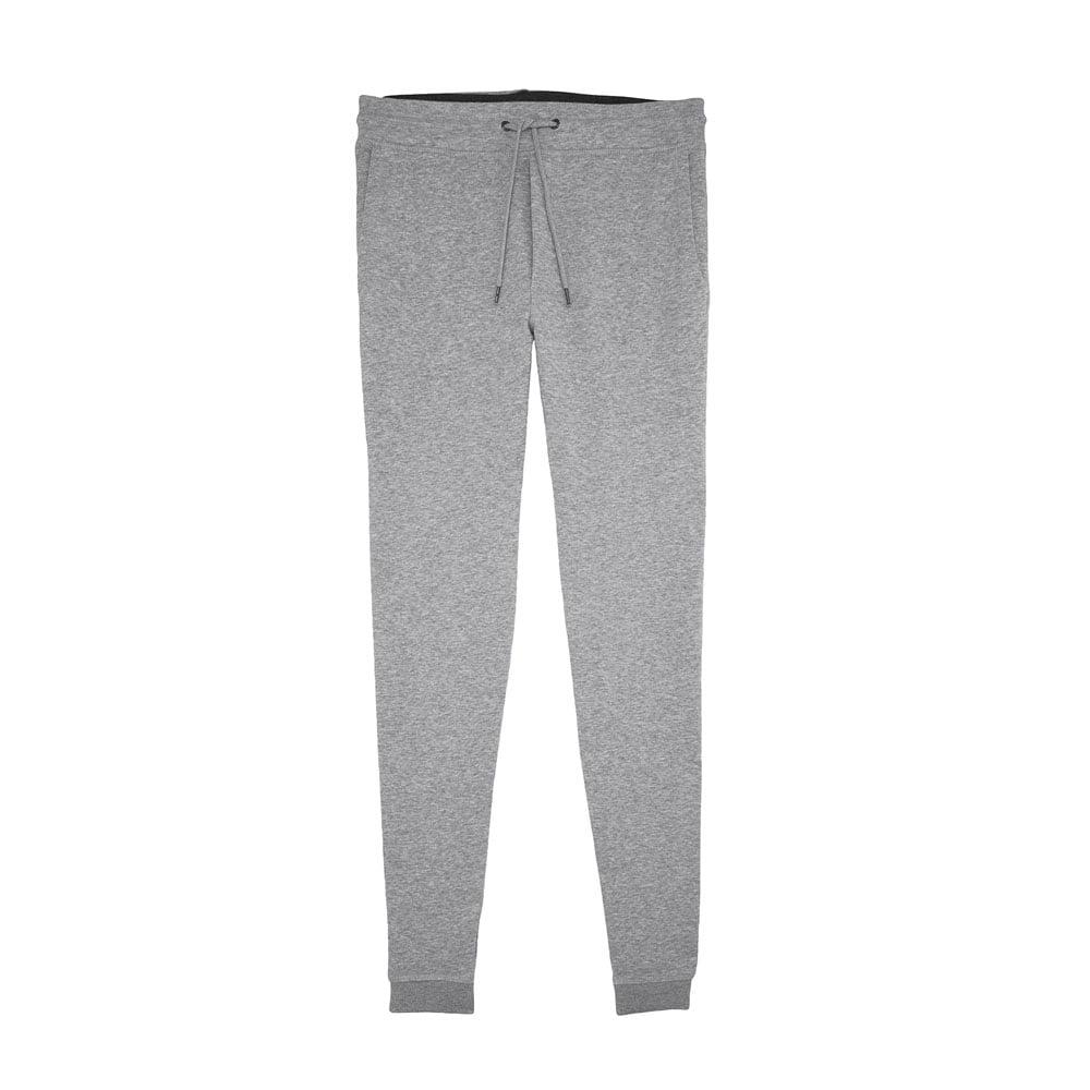 Spodnie - Męskie spodnie Stanley Steps - STBM519 - Heather Grey - RAVEN - koszulki reklamowe z nadrukiem, odzież reklamowa i gastronomiczna