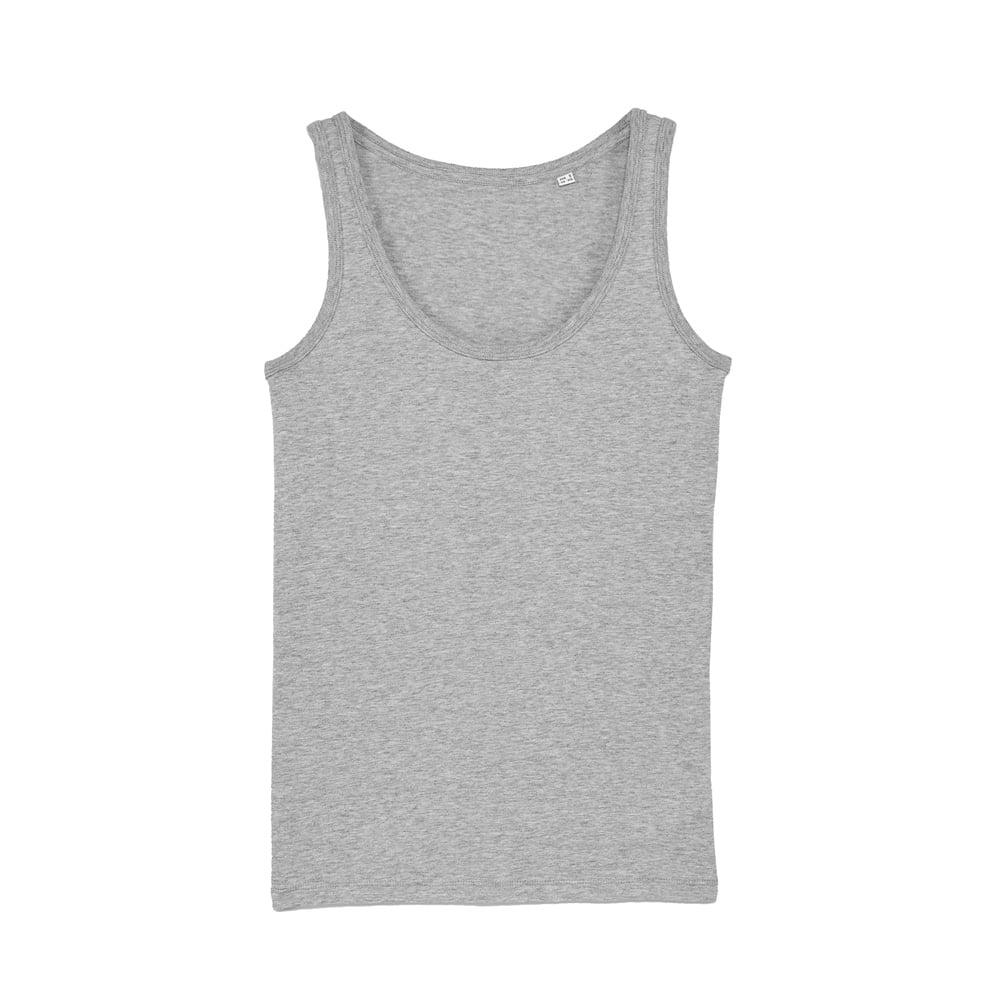 Koszulki T-Shirt - Damski Tank Top Stella Dreamer - STTW013 - Heather Grey - RAVEN - koszulki reklamowe z nadrukiem, odzież reklamowa i gastronomiczna