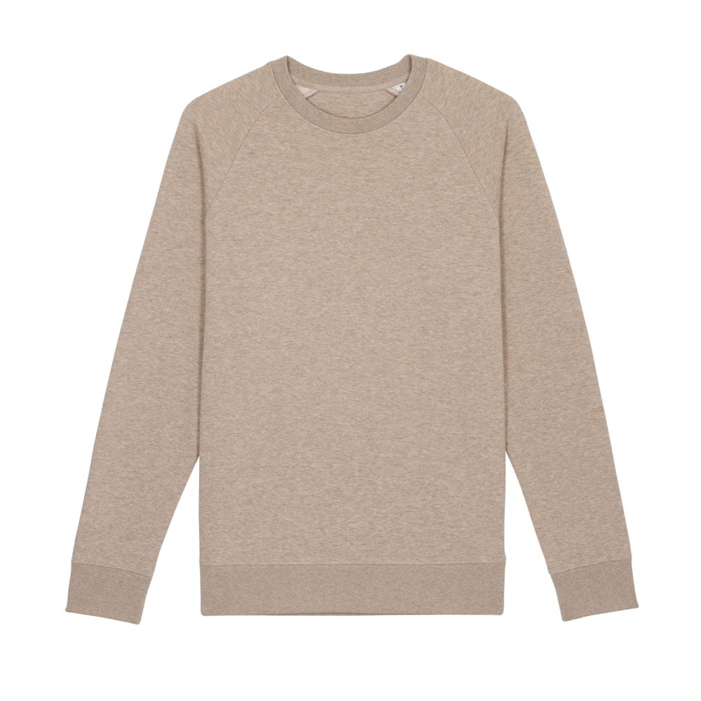 Bluzy - Męska Bluza Stanley Stroller - STSM567 - Heather Sand - RAVEN - koszulki reklamowe z nadrukiem, odzież reklamowa i gastronomiczna
