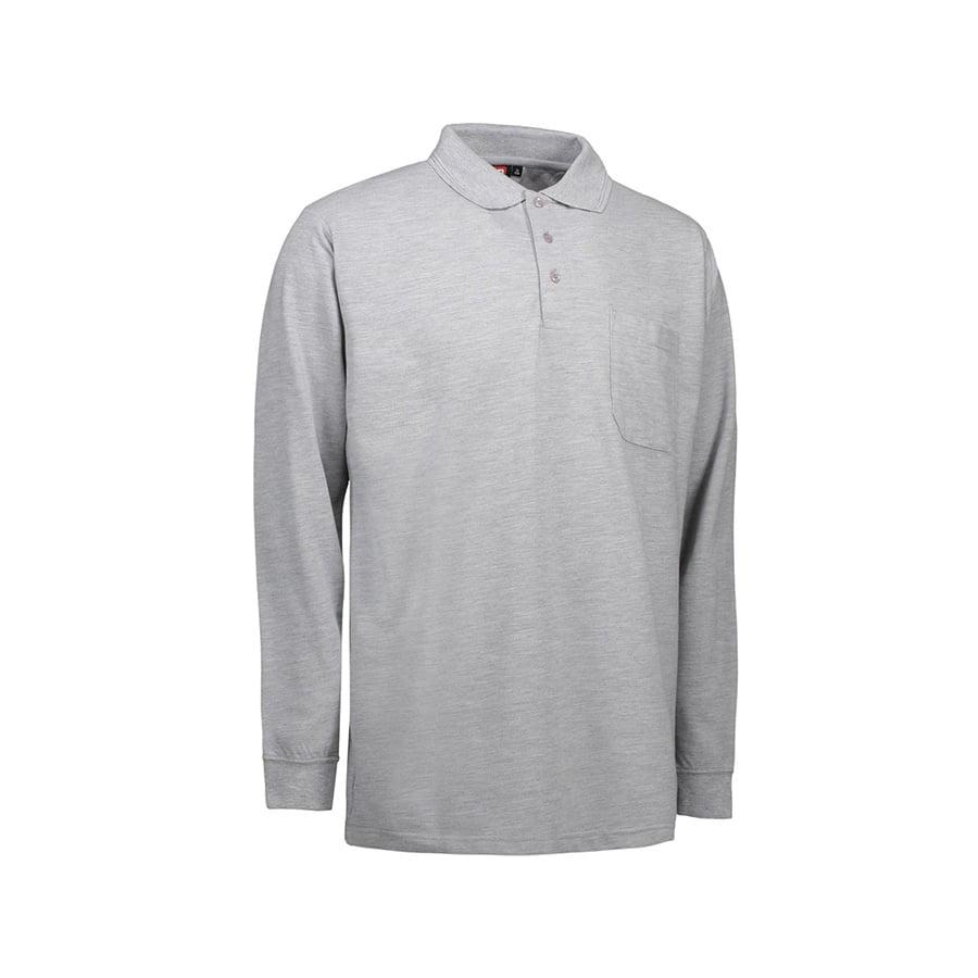Koszulka polo z długim rękawem PRO 0326