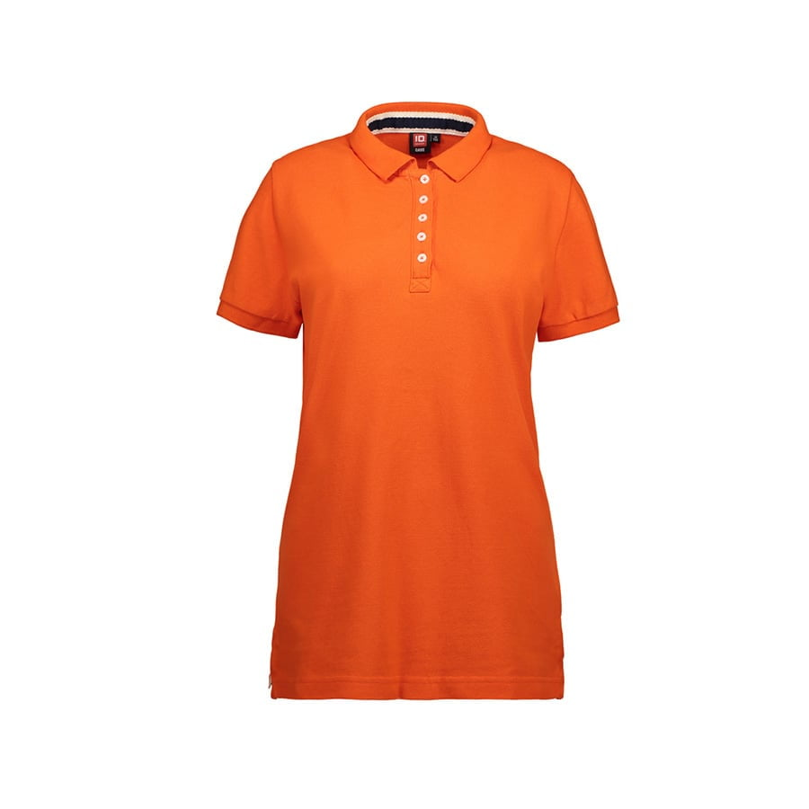 Damska koszulka polo casual pique