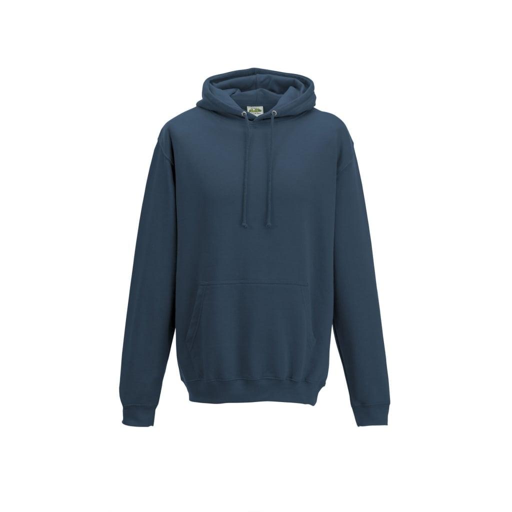Bluzy - Bluza z kapturem College - Just Hoods JH001 - Airforce Blue - RAVEN - koszulki reklamowe z nadrukiem, odzież reklamowa i gastronomiczna