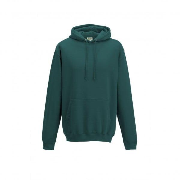 Bluzy - Bluza z kapturem College - Just Hoods JH001 - Jade - RAVEN - koszulki reklamowe z nadrukiem, odzież reklamowa i gastronomiczna