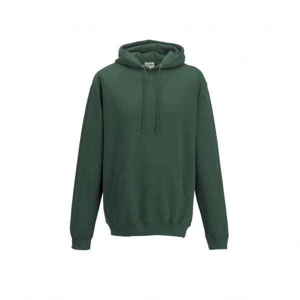 Bluzy - Bluza z kapturem College - Just Hoods JH001 - Moss Green - RAVEN - koszulki reklamowe z nadrukiem, odzież reklamowa i gastronomiczna