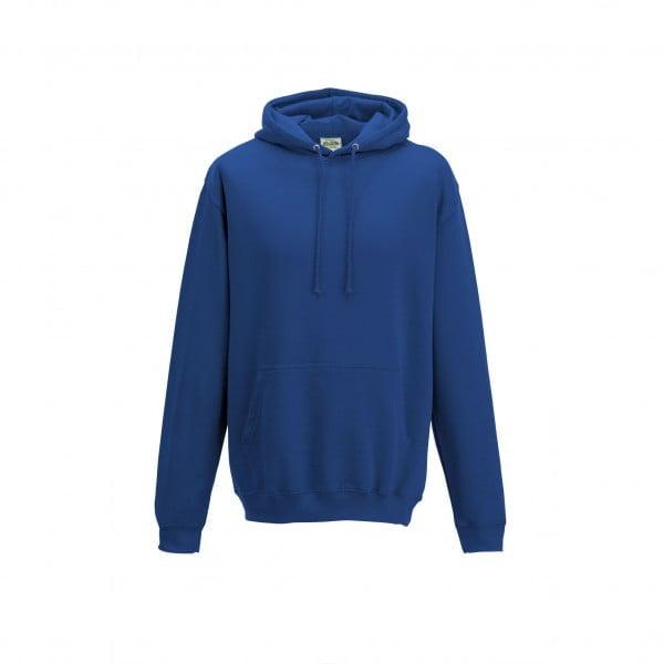Bluzy - Bluza z kapturem College - Just Hoods JH001 - Royal Blue - RAVEN - koszulki reklamowe z nadrukiem, odzież reklamowa i gastronomiczna