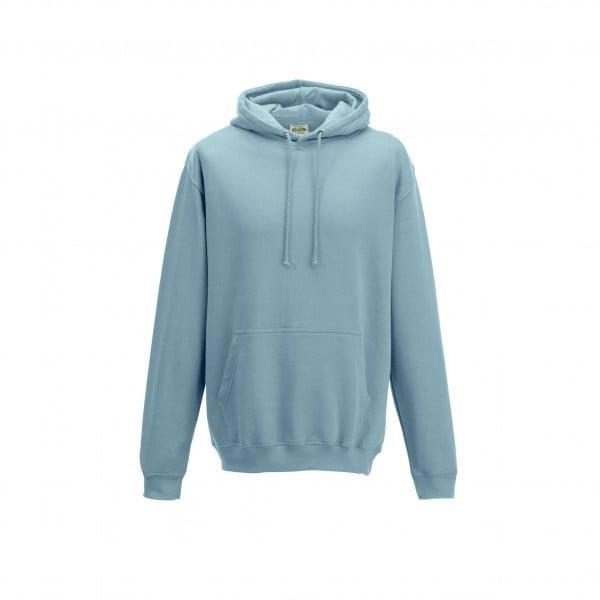 Bluzy - Bluza z kapturem College - Just Hoods JH001 - Sky Blue - RAVEN - koszulki reklamowe z nadrukiem, odzież reklamowa i gastronomiczna