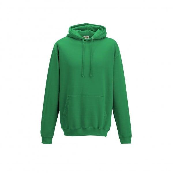 Bluzy - Bluza z kapturem College - Just Hoods JH001 - Spring Green - RAVEN - koszulki reklamowe z nadrukiem, odzież reklamowa i gastronomiczna