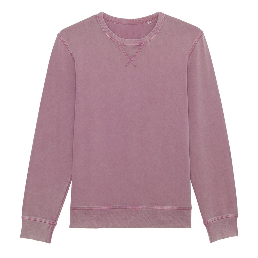 Bluzy - Bluza unisex Joiner Vintage - STSU720 - Mauve - RAVEN - koszulki reklamowe z nadrukiem, odzież reklamowa i gastronomiczna