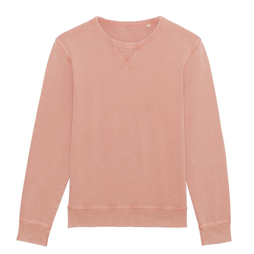 Bluzy - Bluza unisex Joiner Vintage - STSU720 - Rose Clay - RAVEN - koszulki reklamowe z nadrukiem, odzież reklamowa i gastronomiczna