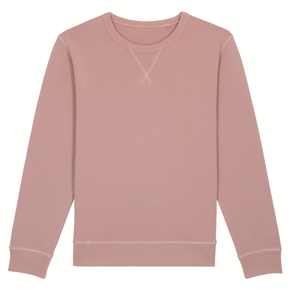 Bluzy - Bluza unisex Joiner Vintage - STSU720 - Canyon Pink - RAVEN - koszulki reklamowe z nadrukiem, odzież reklamowa i gastronomiczna