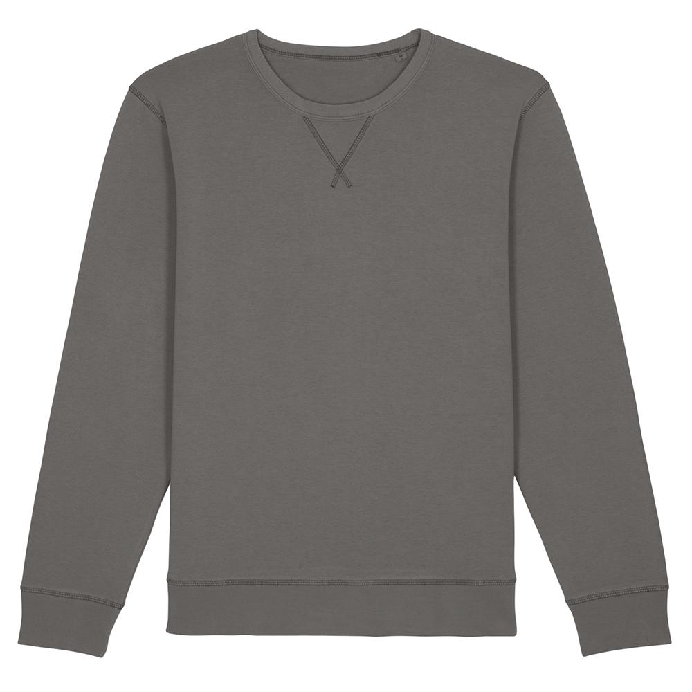 Bluzy - Bluza unisex Joiner Vintage - STSU720 - Anthracite - RAVEN - koszulki reklamowe z nadrukiem, odzież reklamowa i gastronomiczna