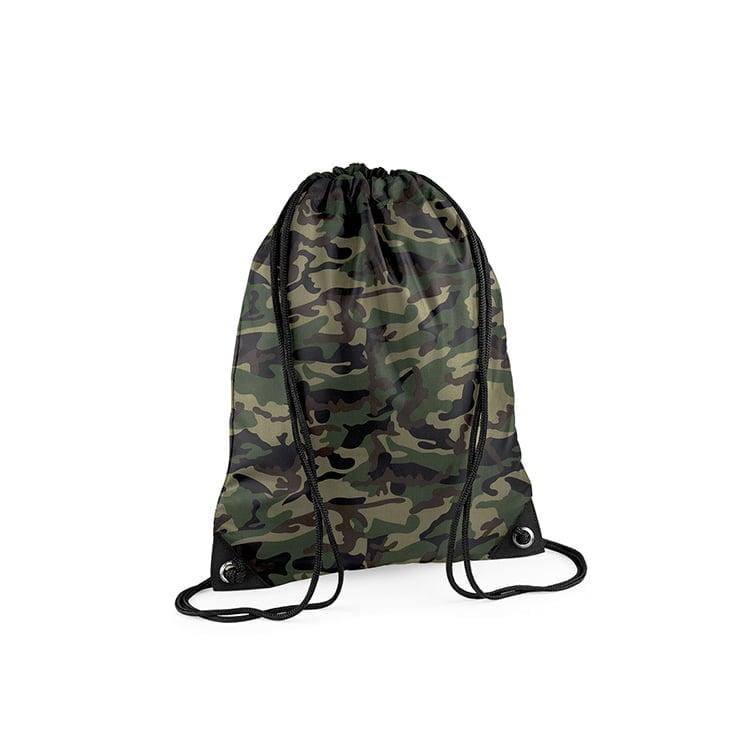 Torby i plecaki - Worek festiwalowy Premium - BG10 - Jungle Camo - RAVEN - koszulki reklamowe z nadrukiem, odzież reklamowa i gastronomiczna