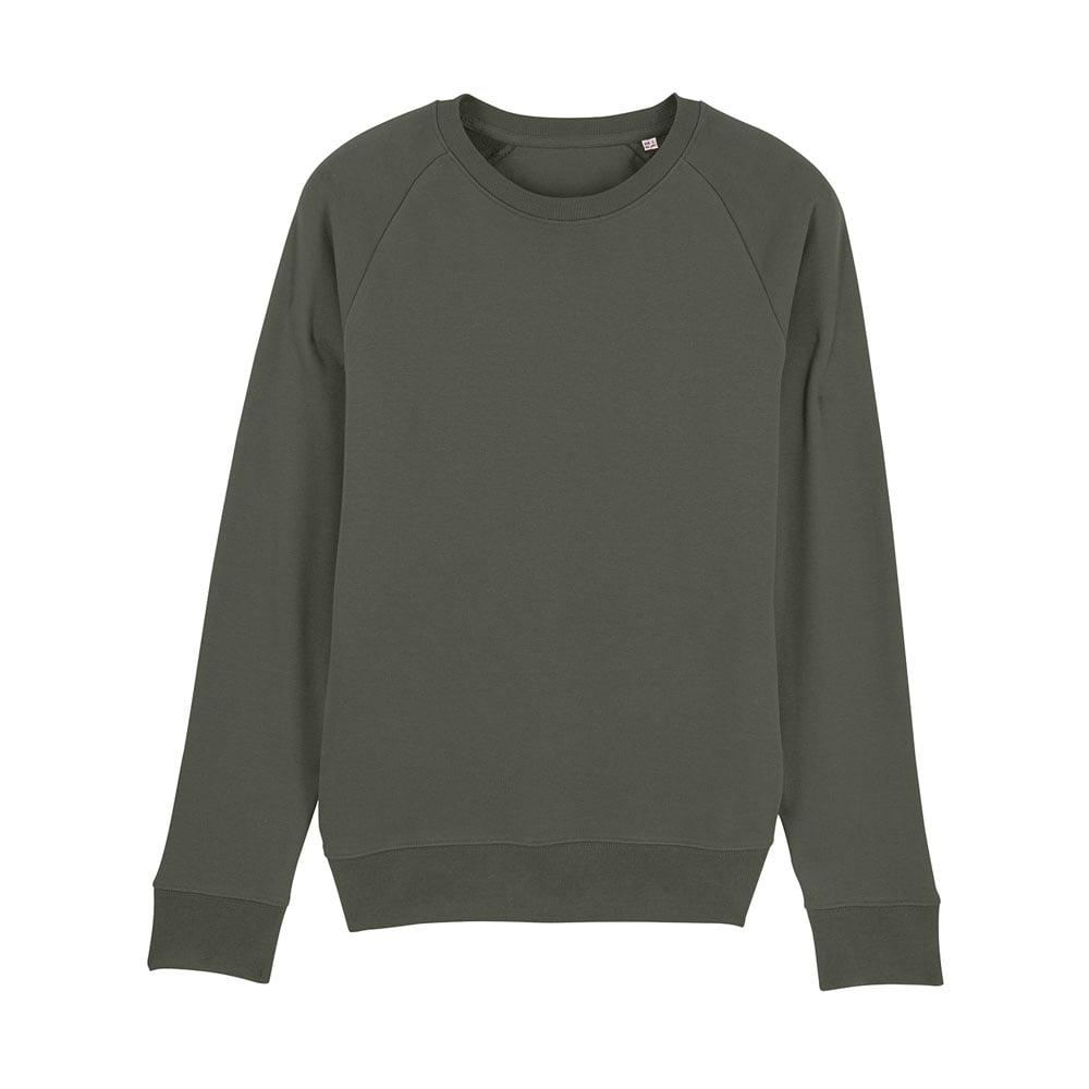 Bluzy - Męska Bluza Stanley Stroller - STSM567 - Khaki - RAVEN - koszulki reklamowe z nadrukiem, odzież reklamowa i gastronomiczna