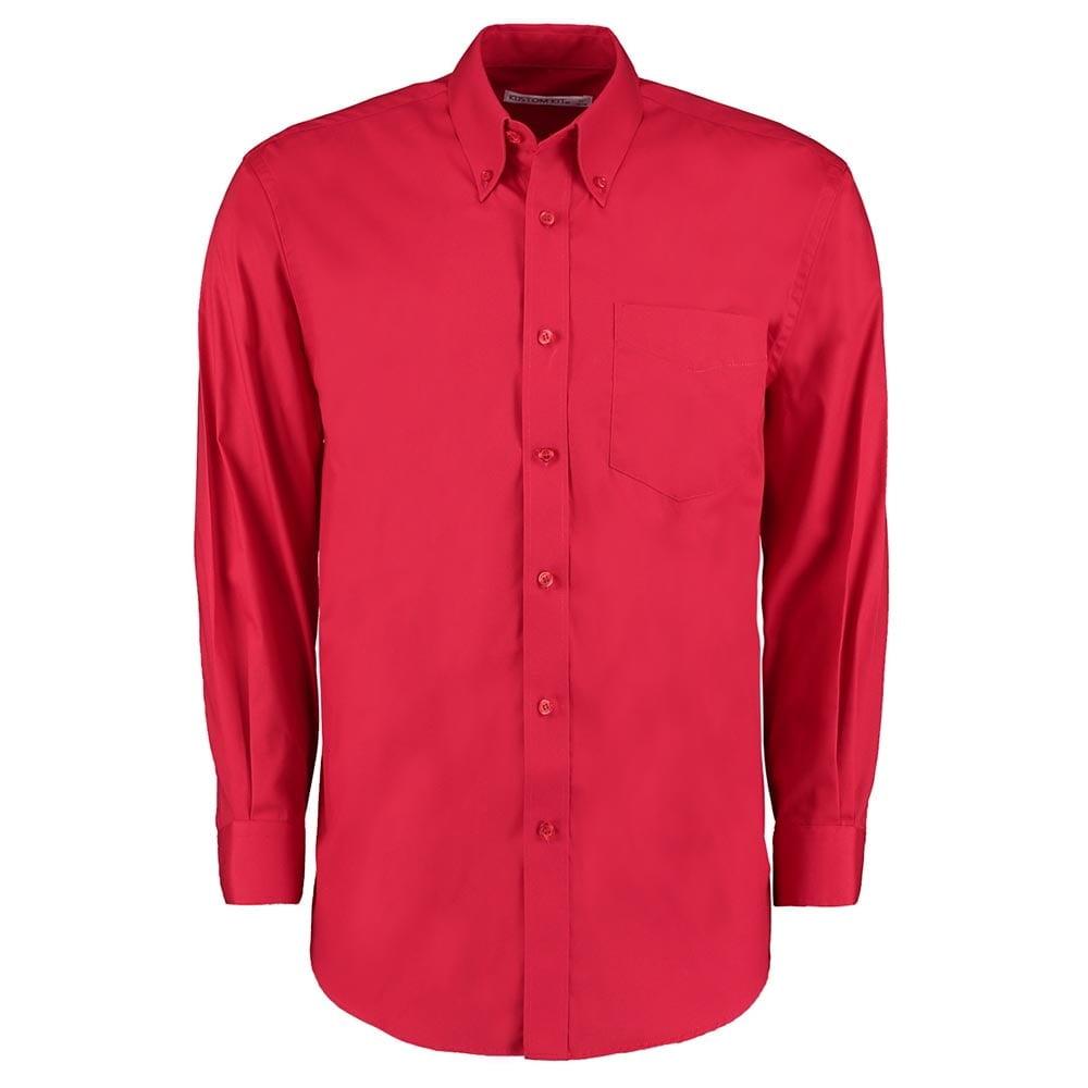 Męska klasyczna koszula Oxford Fit