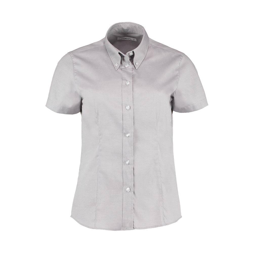 Damska taliowana bluzka Fit Corporate
