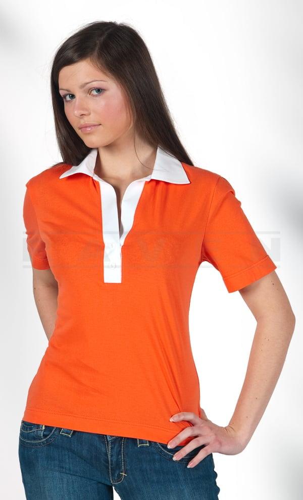 KL 024 Koszulka Polo Damska