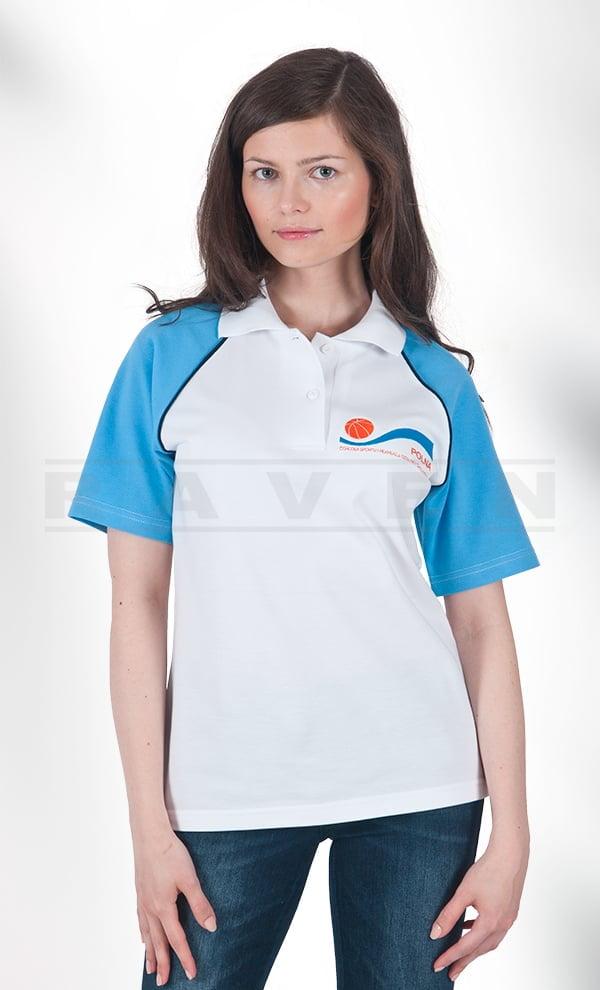 KL 027 Koszulka Polo damska