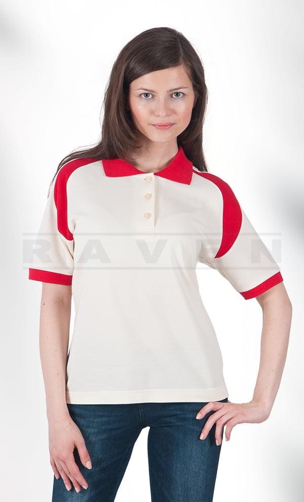 KL 043 Koszulka Polo Damska