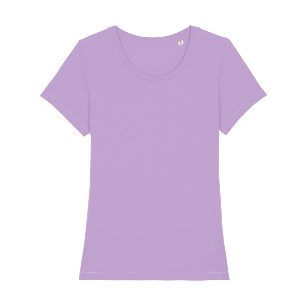 Koszulki T-Shirt - Damski T-shirt Stella Expresser - STTW032 - Lavender Dawn - RAVEN - koszulki reklamowe z nadrukiem, odzież reklamowa i gastronomiczna