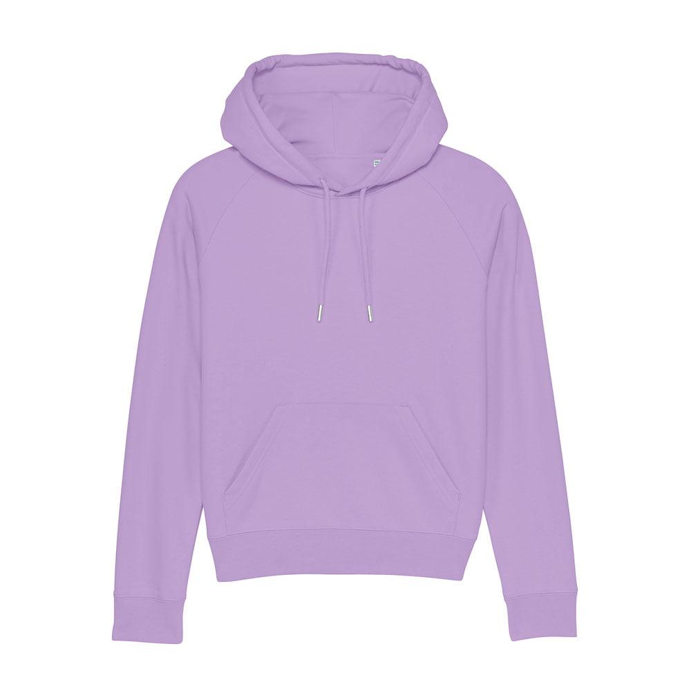 Bluzy - Damska Bluza Stella Trigger - STSW148 - Lavender Dawn - RAVEN - koszulki reklamowe z nadrukiem, odzież reklamowa i gastronomiczna