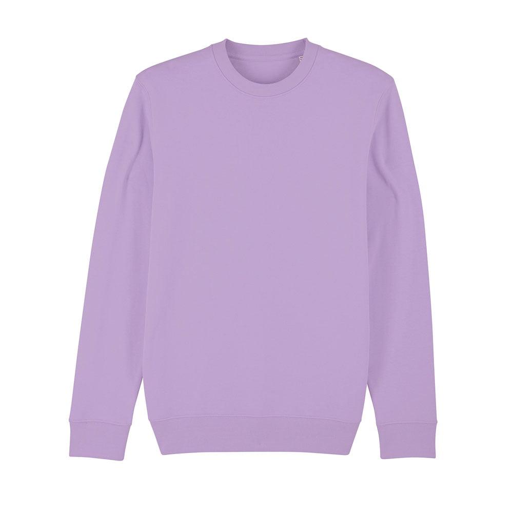 Bluzy - Bluza Unisex Changer - STSU823 - Lavender Dawn - RAVEN - koszulki reklamowe z nadrukiem, odzież reklamowa i gastronomiczna