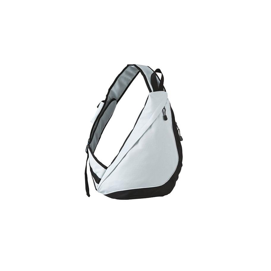 Torby i plecaki - Plecak Slingpack - 1803314 - Light Grey - RAVEN - koszulki reklamowe z nadrukiem, odzież reklamowa i gastronomiczna