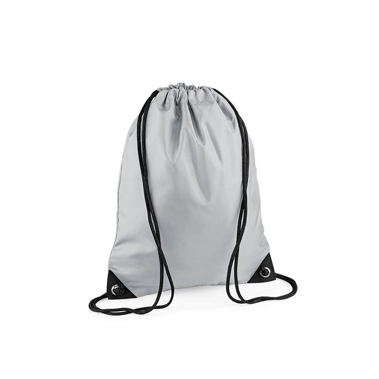 Torby i plecaki - Worek festiwalowy Premium - BG10 - Light Grey - RAVEN - koszulki reklamowe z nadrukiem, odzież reklamowa i gastronomiczna