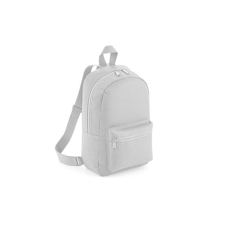 Torby i plecaki -  Zoom Mini Essential Fashion Backpack - BG153 - Light Grey - RAVEN - koszulki reklamowe z nadrukiem, odzież reklamowa i gastronomiczna