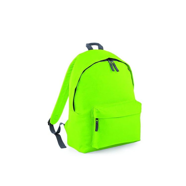 Torby i plecaki - Original Fashion Backpack - BG125 - Lime Green - RAVEN - koszulki reklamowe z nadrukiem, odzież reklamowa i gastronomiczna