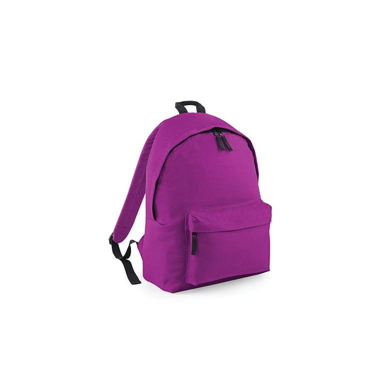 Torby i plecaki - Original Fashion Backpack - BG125 - Magenta - RAVEN - koszulki reklamowe z nadrukiem, odzież reklamowa i gastronomiczna