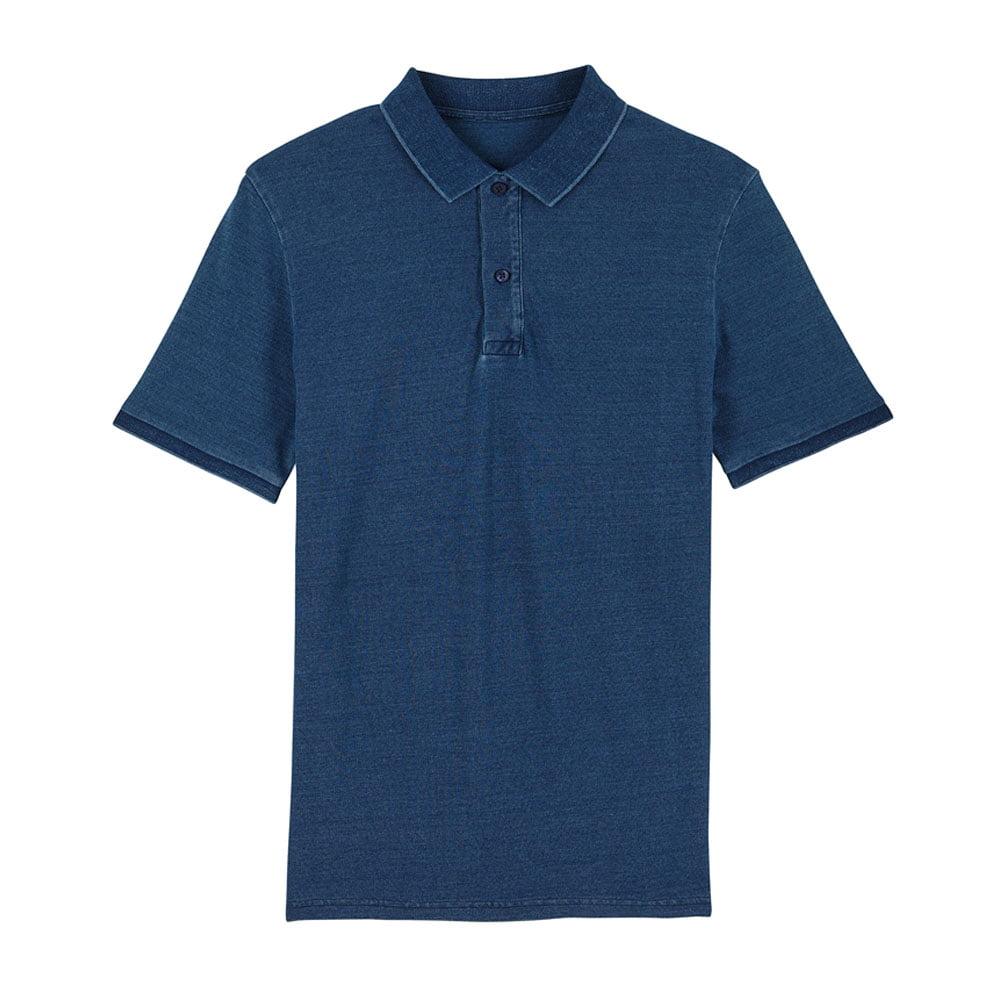 Męska Koszulka Polo Stanley Dedicator Denim