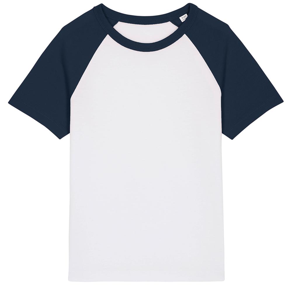 Odzież dziecięca - Mini Catcher Short Sleeve - STTK914 - RAVEN - koszulki reklamowe z nadrukiem, odzież reklamowa i gastronomiczna