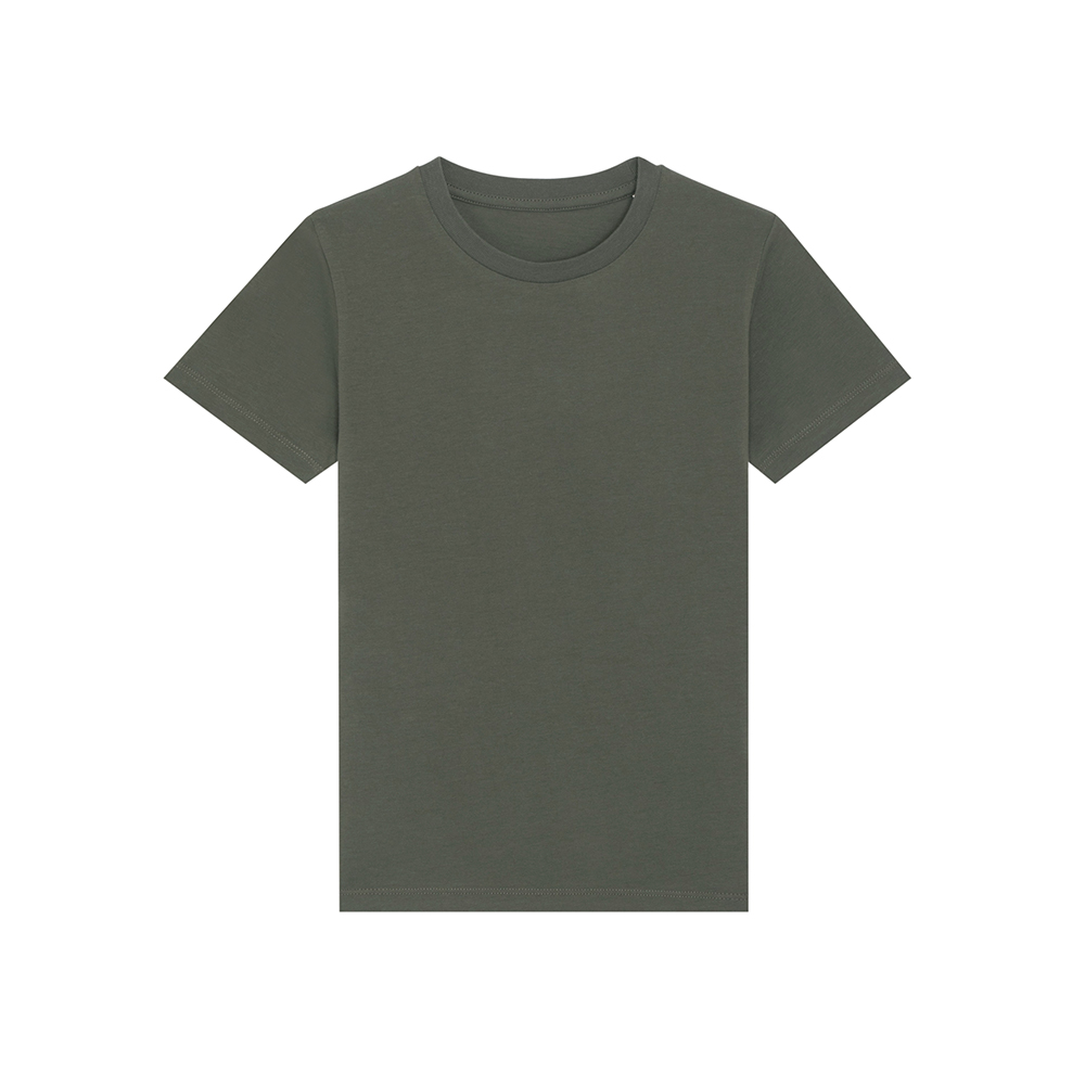 Odzież dziecięca - Mini Creator - STTK909 - Khaki - RAVEN - koszulki reklamowe z nadrukiem, odzież reklamowa i gastronomiczna