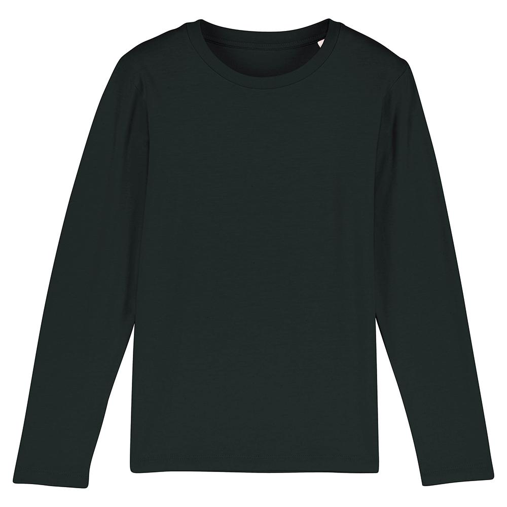 Odzież dziecięca - Long sleeve Mini Hopper - STTK907 - RAVEN - koszulki reklamowe z nadrukiem, odzież reklamowa i gastronomiczna