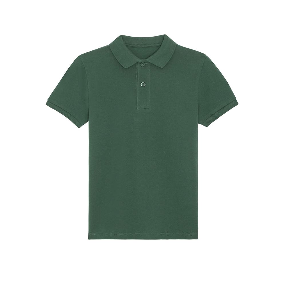 Odzież dziecięca - Polo shirt Mini Sprinter - STPK908 - Glazed Green - RAVEN - koszulki reklamowe z nadrukiem, odzież reklamowa i gastronomiczna