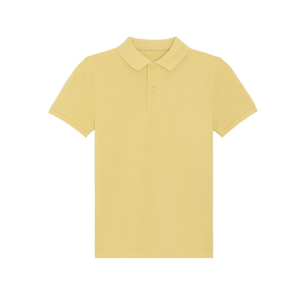 Odzież dziecięca - Polo shirt Mini Sprinter - STPK908 - Jojoba - RAVEN - koszulki reklamowe z nadrukiem, odzież reklamowa i gastronomiczna