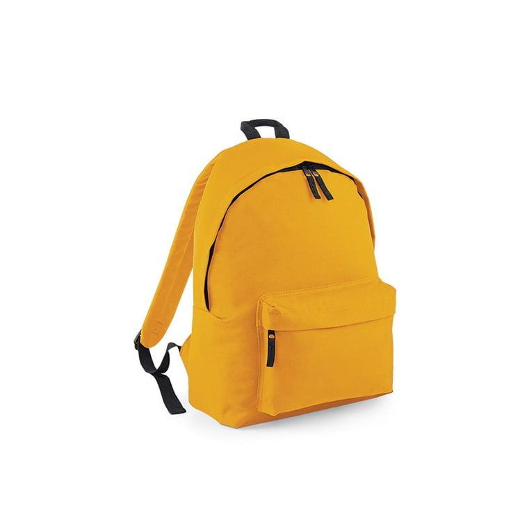 Torby i plecaki - Original Fashion Backpack - BG125 - Mustard - RAVEN - koszulki reklamowe z nadrukiem, odzież reklamowa i gastronomiczna