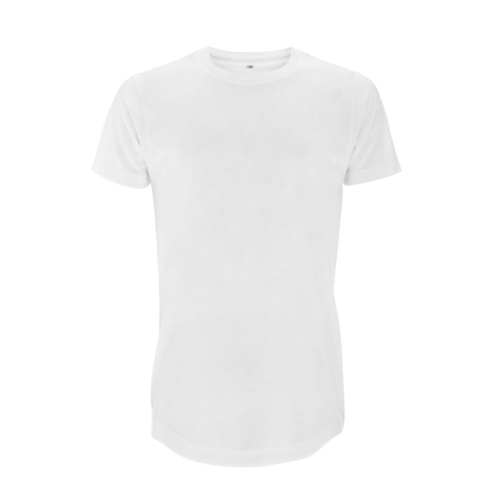 Męski Długi T-shirt N07