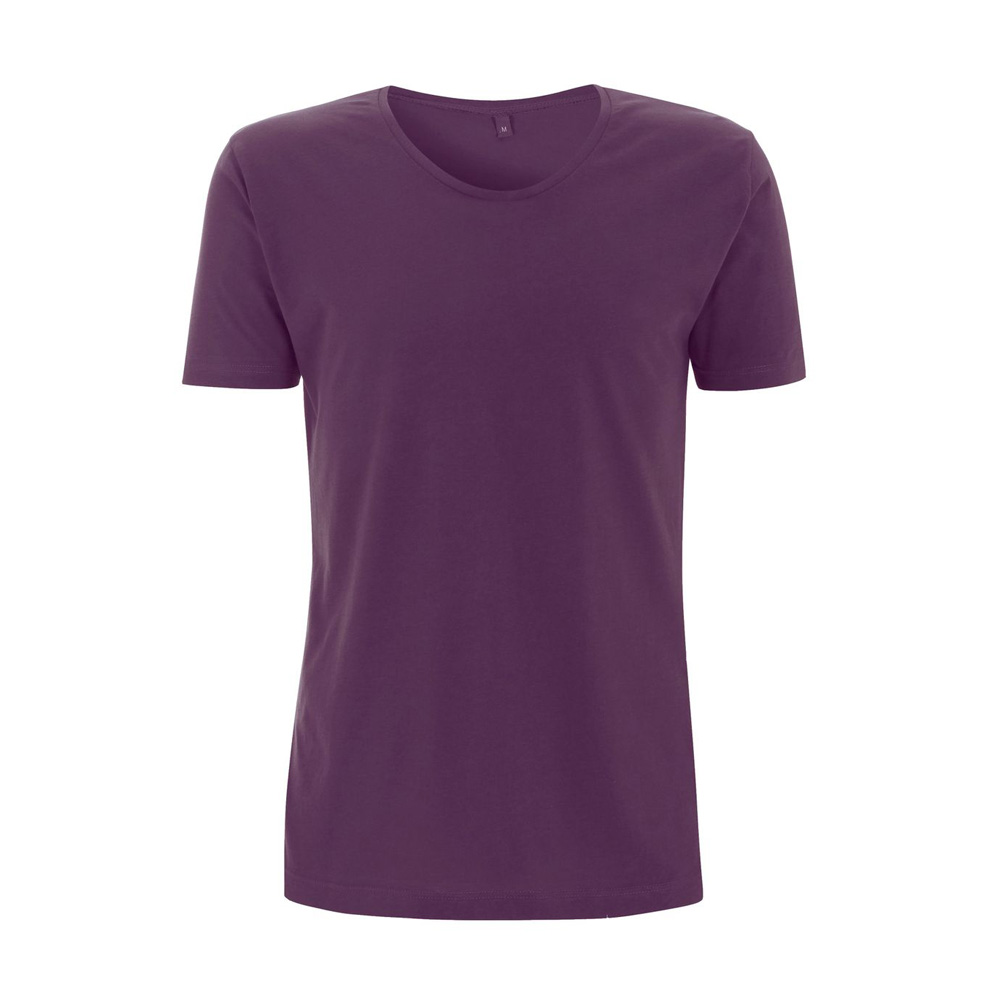 T-shirt Unisex Scooped Neck N21